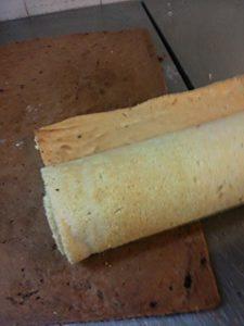Fogli di Pan di Spagna - Biscuit