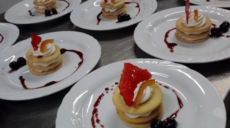 Dessert Millefrolle Ricotta e Amarene – Ricetta Facile