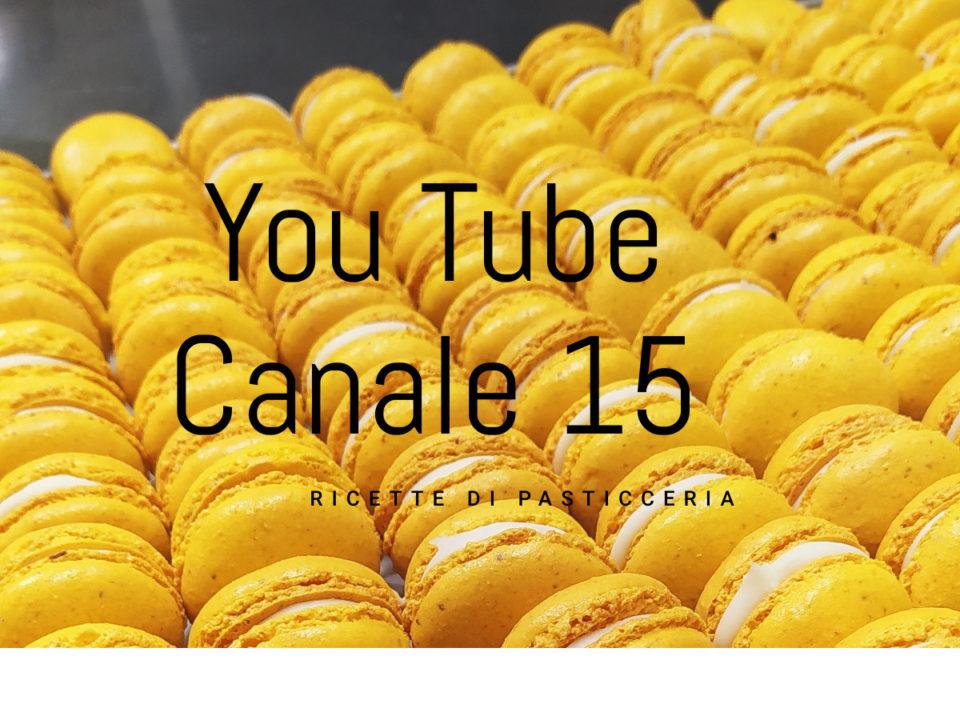 Le mie Video Ricette Canale 15