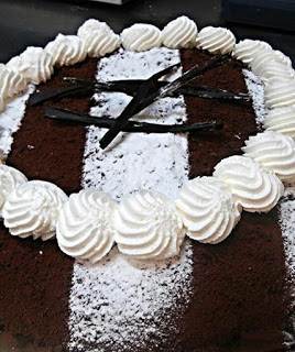 Video Ricetta Pan di Spagna al Cioccolato