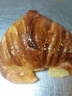 Glassa lucida per Croissant